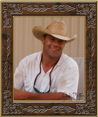 Jeff Miller, cowboy and rancher